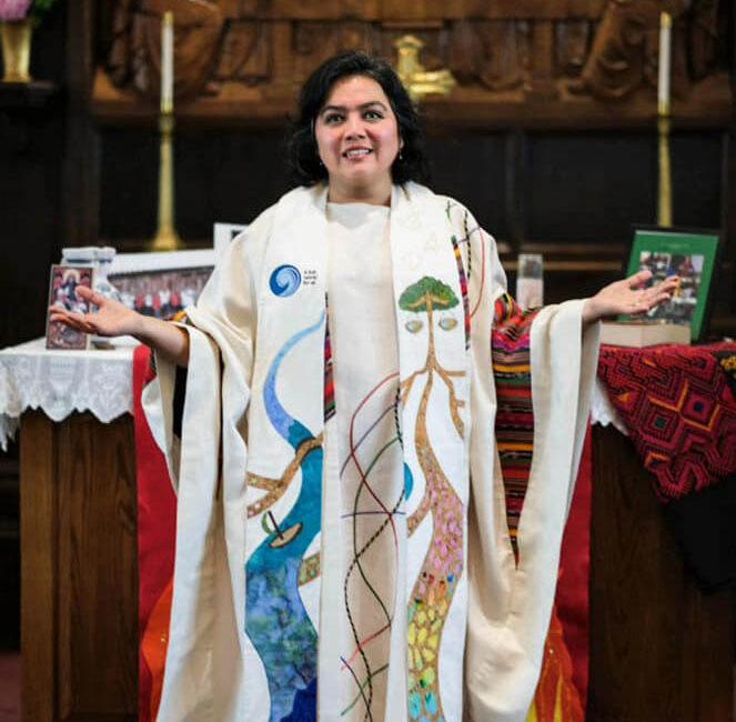 Rev. Nancy Rosas